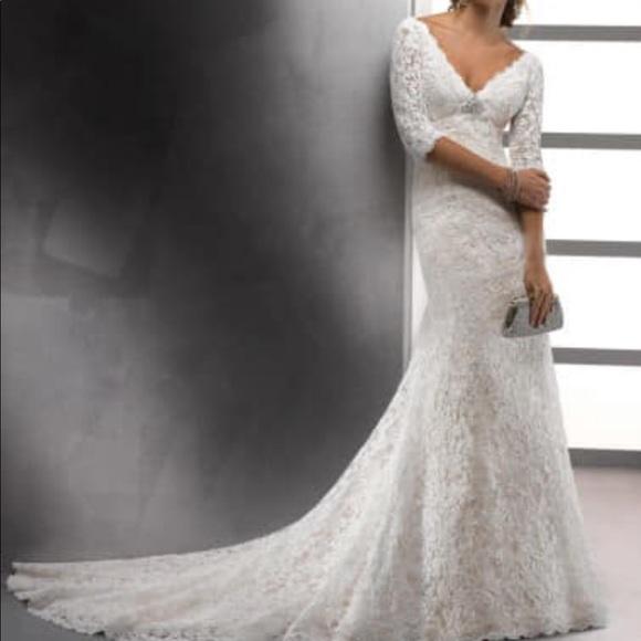 Sottero and Midgley Dresses & Skirts - Sottero Midgley -Meredith - Rose Ivory/Champaign